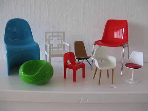 Chez Larsson chair collection