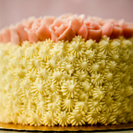 70's cake!