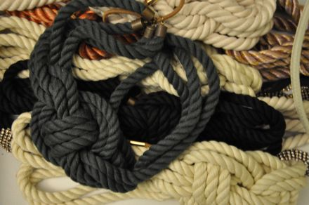 Rope headbands
