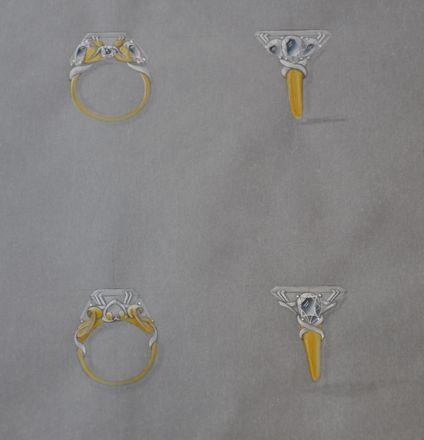 Ring drawings