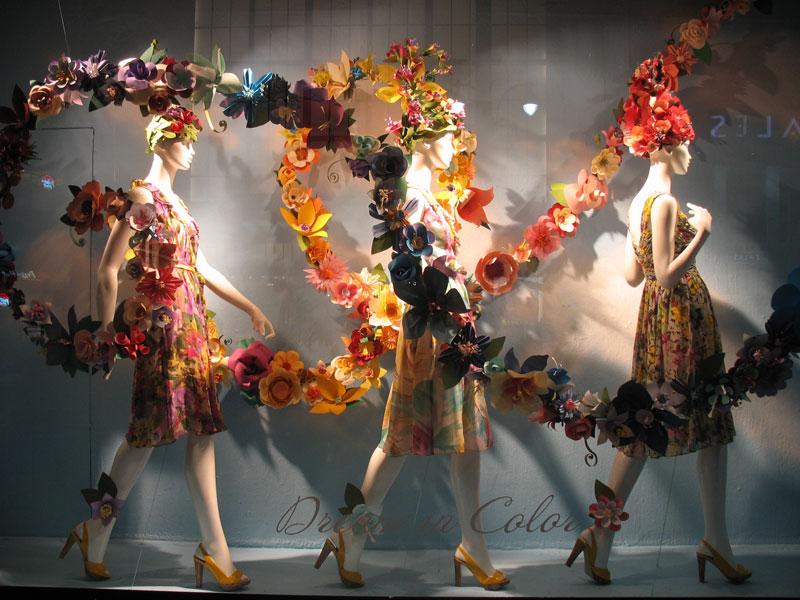 Eloise Danch Macy's Window
