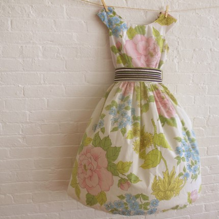 Soho Mode Pink Tea Dress