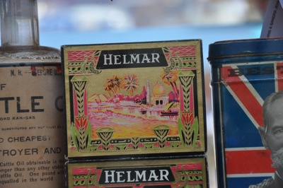 Helmar tea box