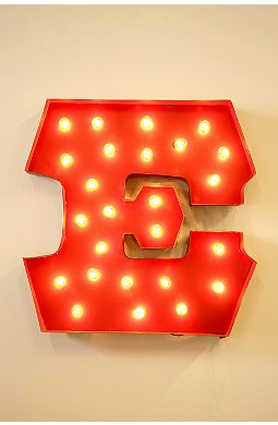 Marquee Lights E