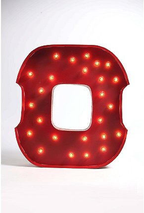 Marquee Lights O