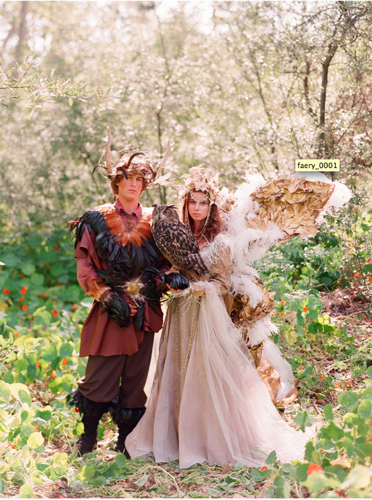 Messina Faery Couple