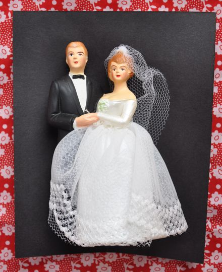 Cake Topper July Flea