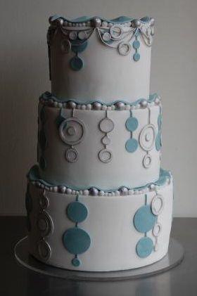 Chandelier Cake Buttercream Studios