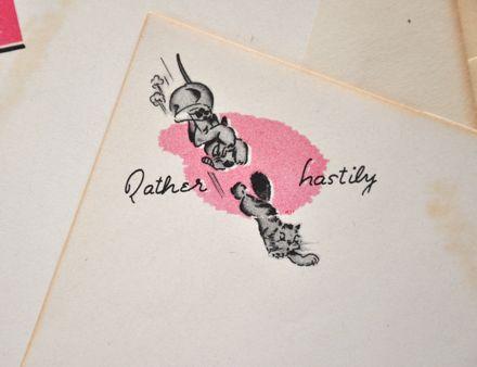 Hobby Stationery 1