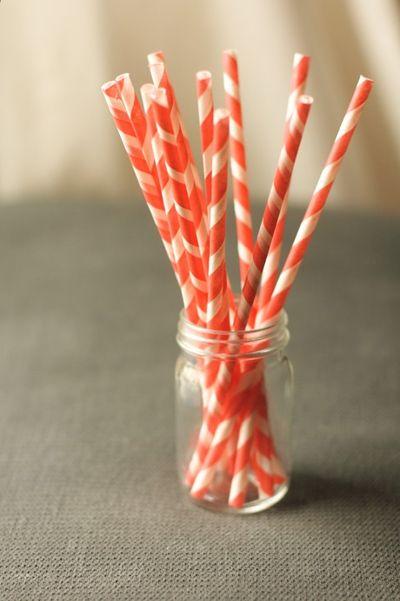 Oh Happy Day Straws