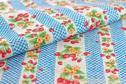 Strawberry chic