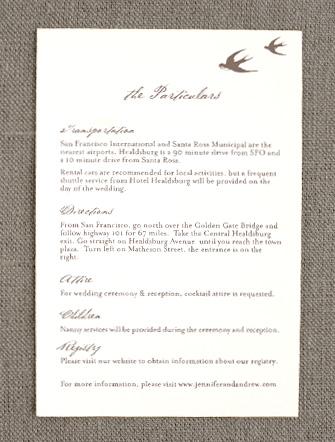 Naturalist Details Card