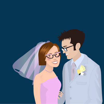 Dyna Moe Wedding Portrait