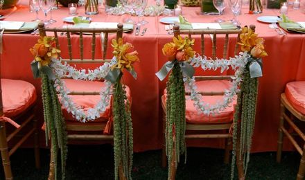 Zeff Bridal Chairs
