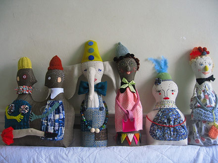 Dolls on Parade