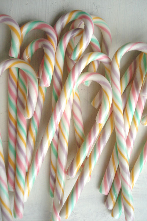 Such Pretty Things Candy Canes