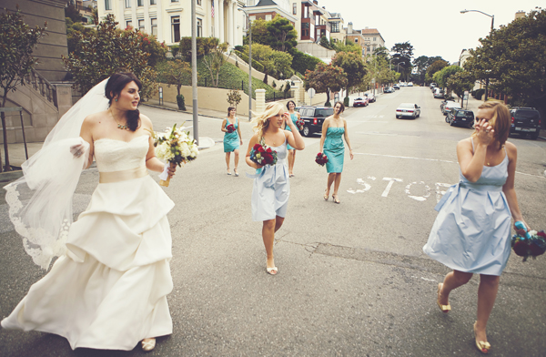 non-matching-blue-bridesmaid-dresses3