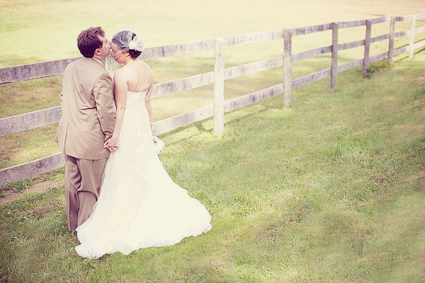 Rustic Hudson Valley Wedding