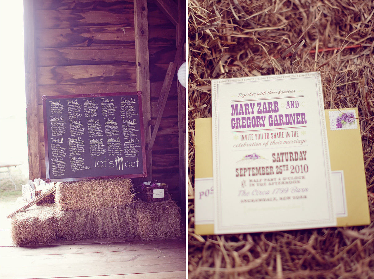 Heartland Wedding Invitation