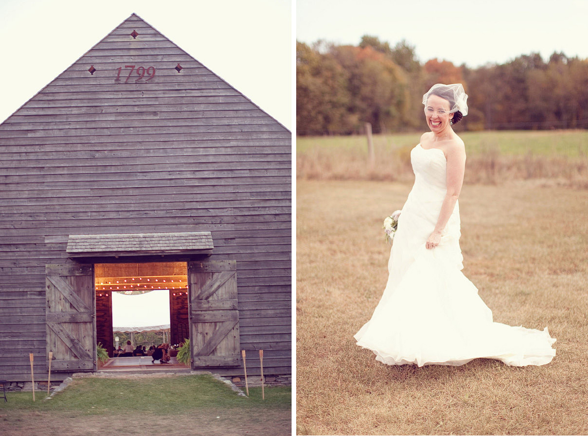 Hudson Valley Rustic Wedding