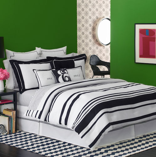 Kate spade at bed bath and beyond hello lucky for Bed bath and beyond kate spade