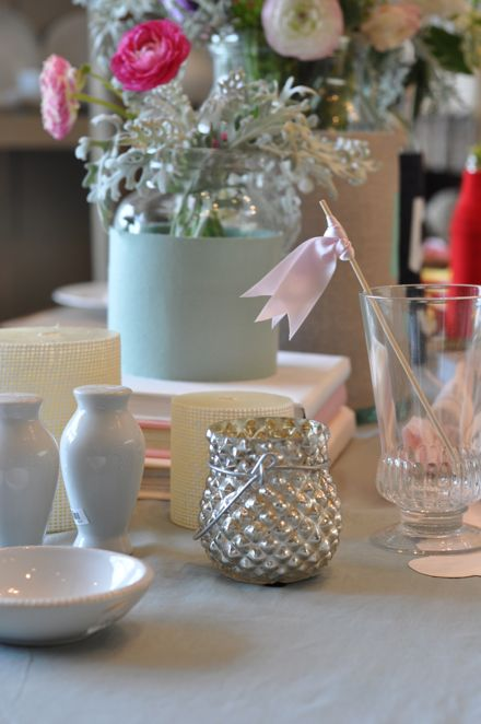 Romantic Table Accessories