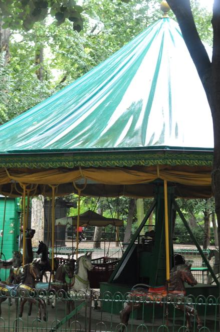 Jardin du Luxemboug  Carousel