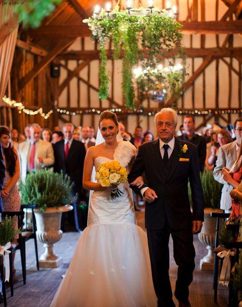 Real Wedding Lisa And Rory Hello Lucky