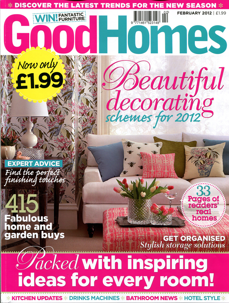 Hello Lucky_Good Homes_February 2012_Cover