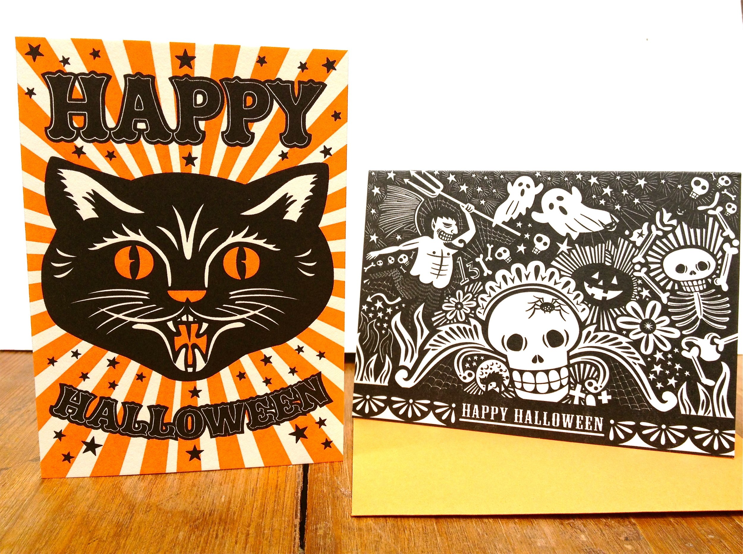 Free Printable Halloween Party Invite + Giveaway! — Hello!Lucky