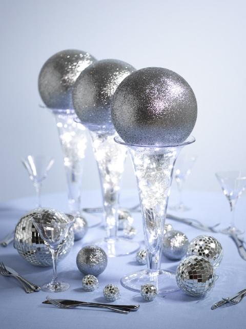 Disco Ball Table Decorations Simple Glitter Ball Centerpieces & Welcome Vanessa — Hellolucky Inspiration