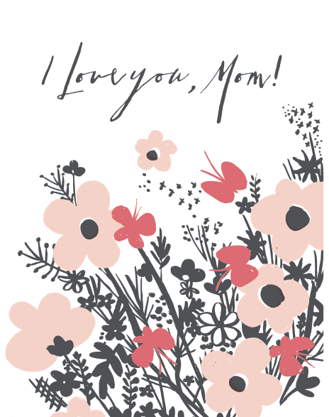 diy wine label for mother's day