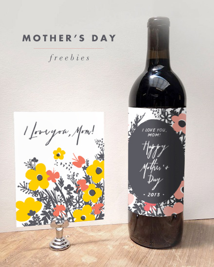 Free Mother S Day Printables Hello Lucky