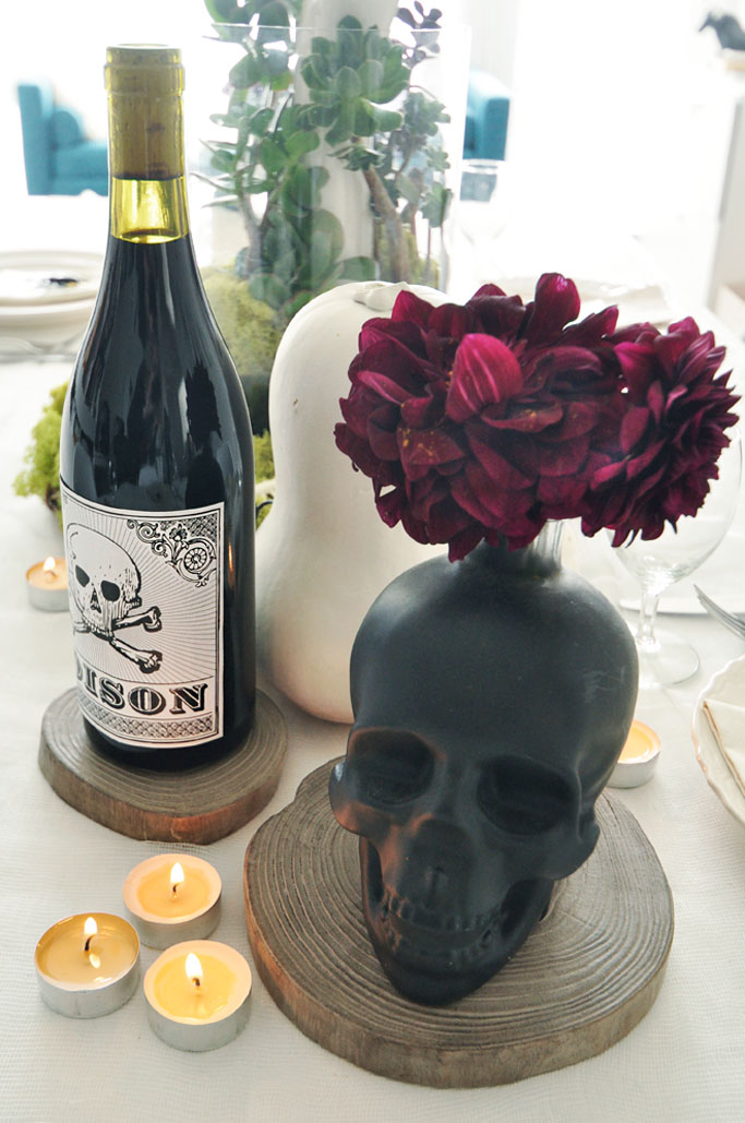 halloween-table-decor