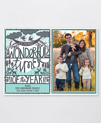 whimsical holiday cards