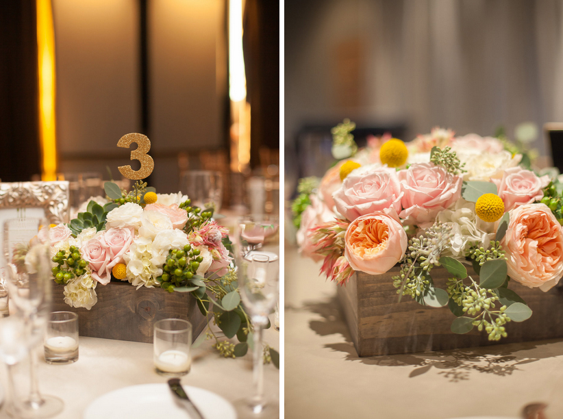 table arrangment