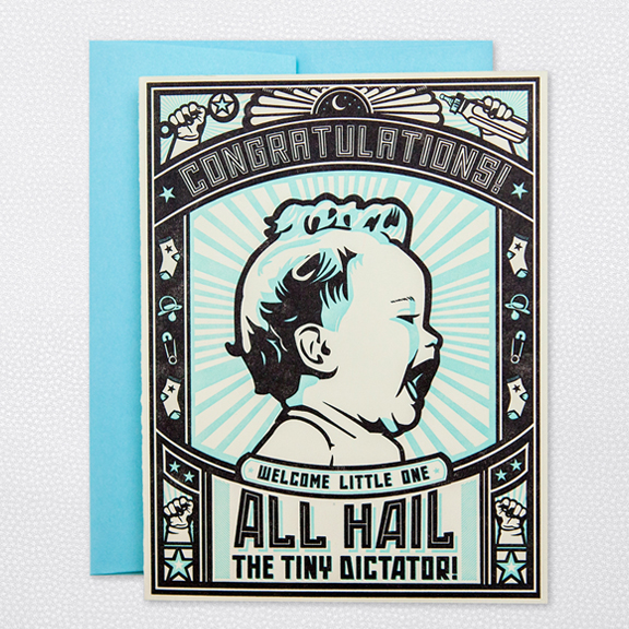 Tiny Dictator was named best of in the Congrats category for $3.50+