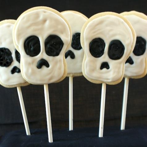 Cookie Skulls
