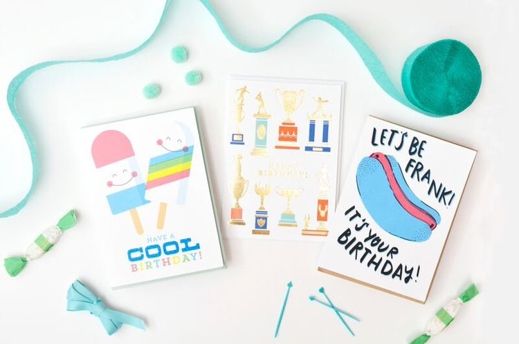 HelloLucky Recycled Paper Greetings at Target HelloLucky – Target Birthday Cards