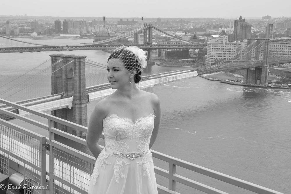 Wedding photography, Downtown NYC
