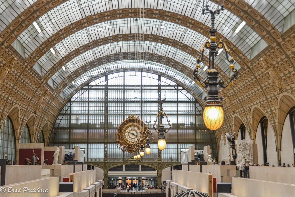 Musée d'Orsay, Paris, June 2013