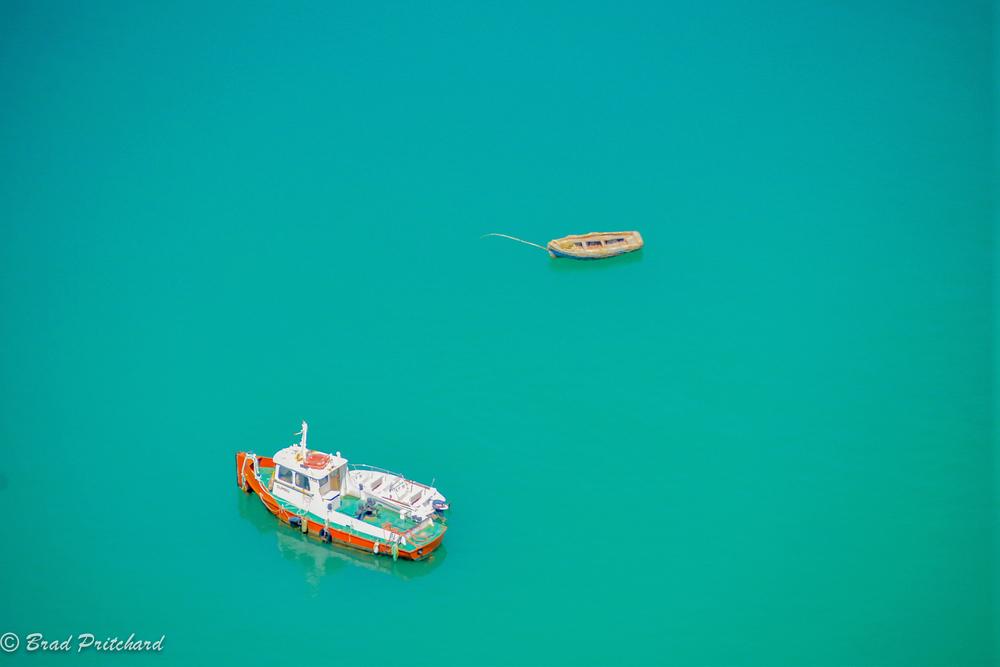 Castellammare del Golfo, Sicily, July 2013