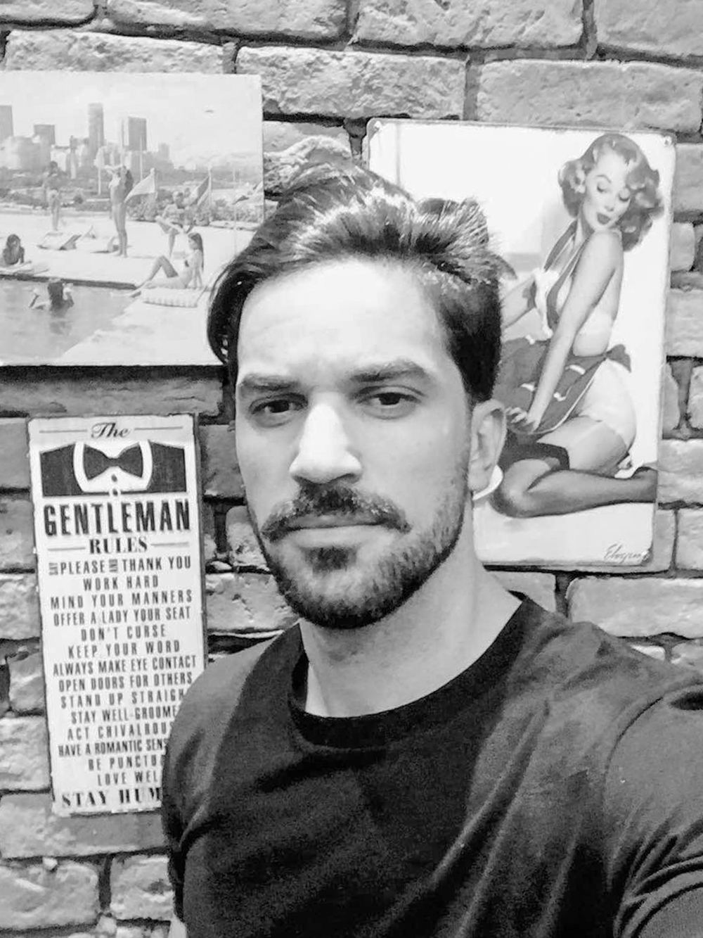 Leonardo Tupper, Rio Contributor