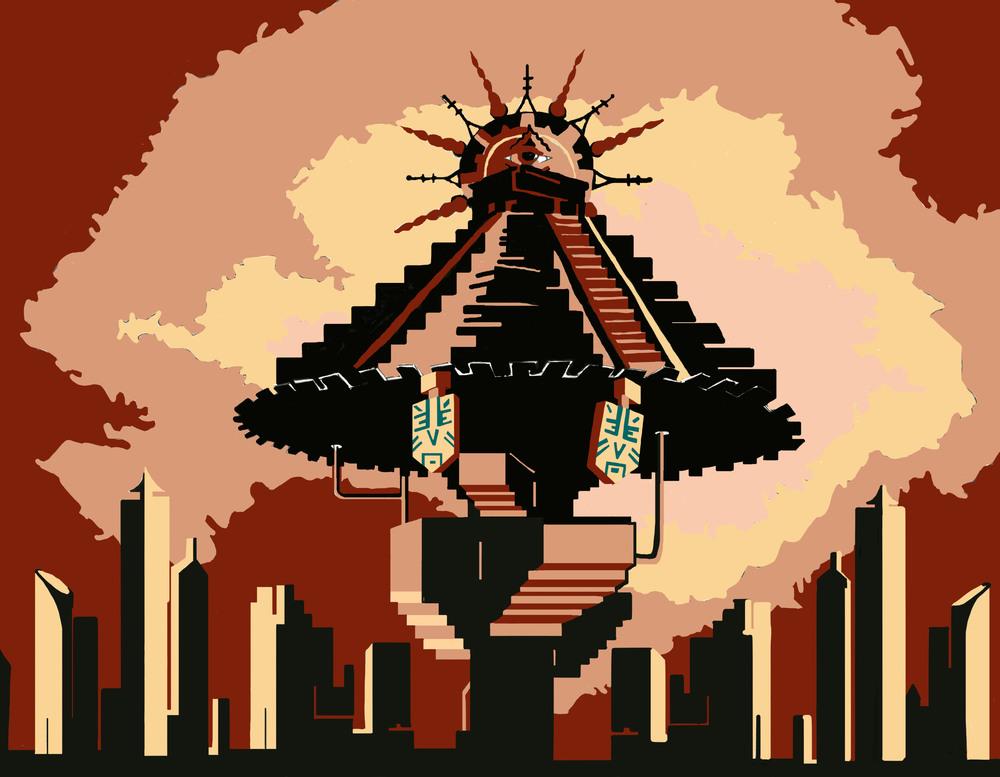 Mayan Civilization in the Future