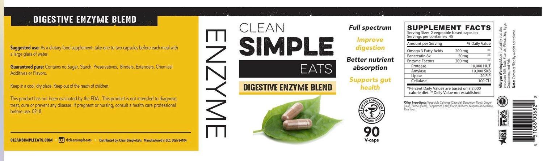Clean Simple Eats Supplements — Clean Simple Eats