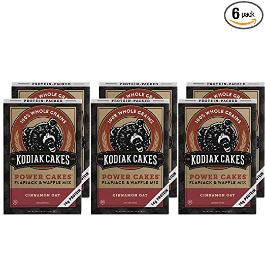 KODIAK CAKES - CINNAMON OATS