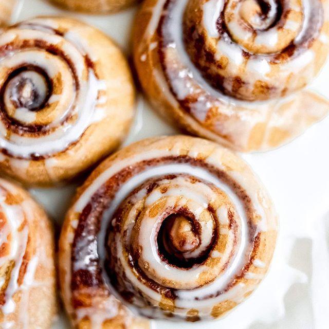 Sweet Honey Cinnamon Rolls - Makes 24185 Calories6F / 29C / 4P per roll