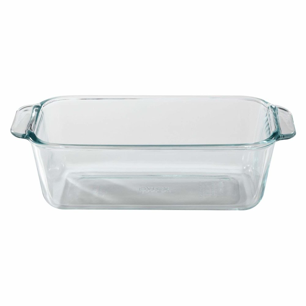 LOAF PAN (GLASS)