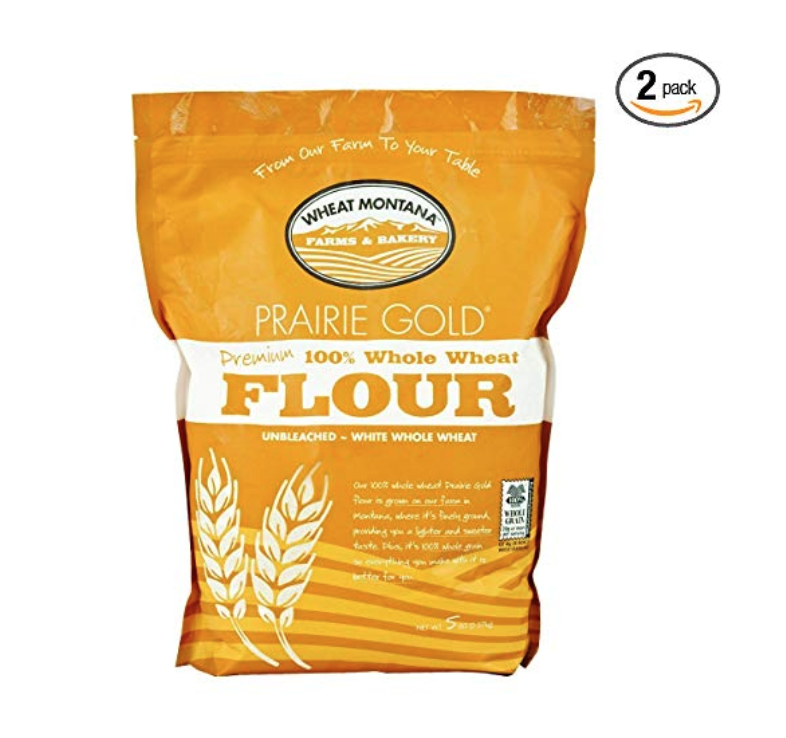 WHITE/ WHOLE WHEAT FLOUR