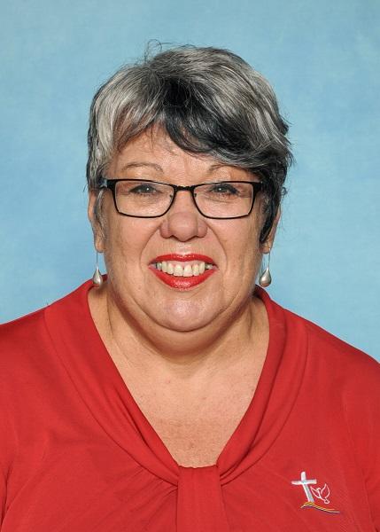 Principal Mrs. Genevieve Clark